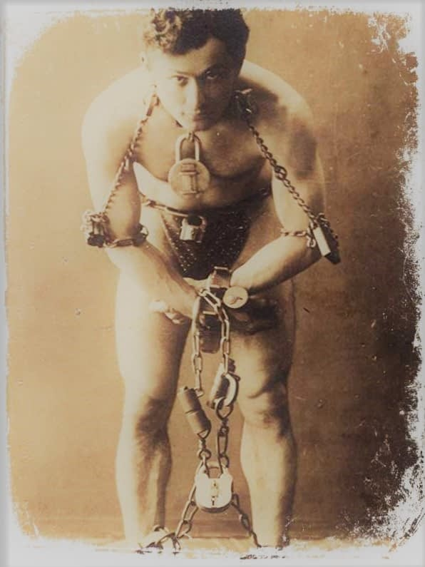 harry houdini le magicien